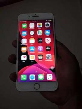 Vendo iphone 7 plus 128 gb  como ipod