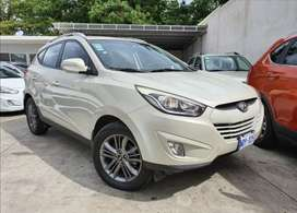 Hyundai Tucson 2014 manual 4x2