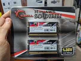 Memoria RAM 16 GB DDR3L para portátil Nueva