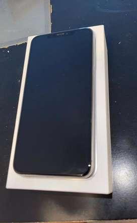 Iphone xs max 256 gb liquido
