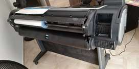 PLOTER HP Z5400