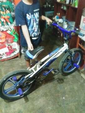 Se vende bicicleta acrobatica