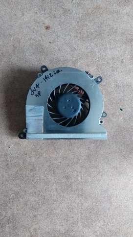 Cooler Hp Dv4- 1412la y compaq cq40