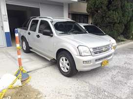Vendo Chevrolet luv dmax 2007 4×2 diésel
