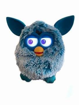 Furby azul claro