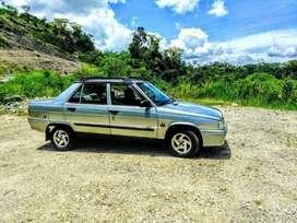 Automovil Renault 9  Modelo 98