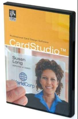 Zebra Cardstudio Software Standard