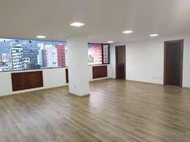 La Pradera, oficina, alquiler, 75 m2, 1 ambiente, 2 baños, 1 parqueadero