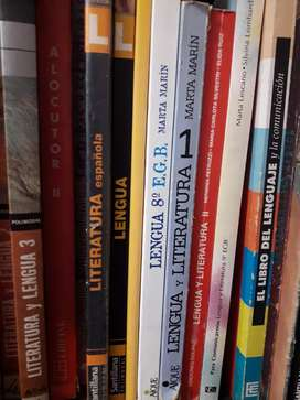 Clases de Prácticas del Lenguaje y Literatura