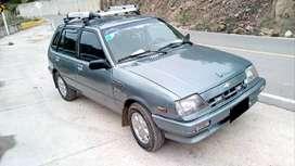 Chevrolet, Sprint 1995, Sedan.
