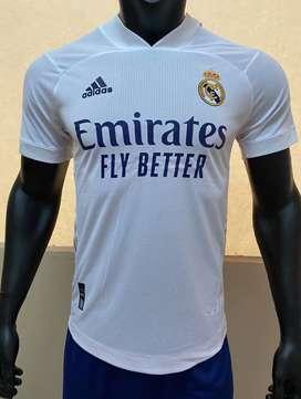 Camiseta local del Real Madrid 20/21 Versión jugador