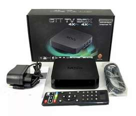 Smart box tv box android