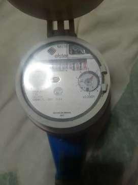 Medidor de agua interno