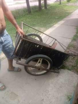 Vendo carritp de mano 1500