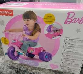 Moto Barbie Fisher Price