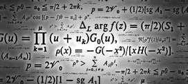 busco matematicos con maestria