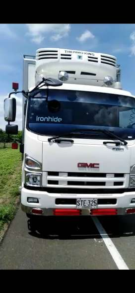 Vencambio Chevrolet FRR 2019 furgón refrigerada