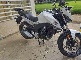 Venta Honda CB160 Modelo 2020, 11 mil klm