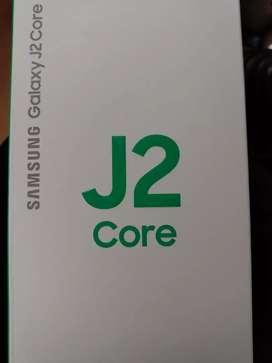 Vendo Samsung J2 core SIN USO