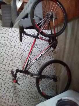 Vendo bicicleta SPY nueva