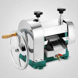 Maquina de extraccion caña de azucar