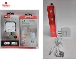 Únicos¡¡ Cargadores Ultra Rápidos 3.0 Y Cables Usb Y Usb C