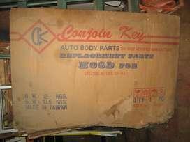 Capot honda civic 1982/83 nuevo en caja
