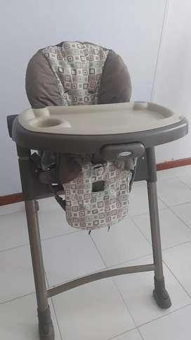 Silla comedor bebes