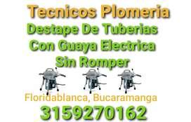 Plomeria - Plomero - Guaya Electrica