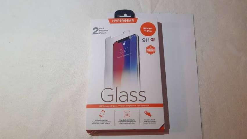 Vidrio templado - Iphone 11 pro (HYPERGEAR)