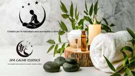 Masajes terapéuticos, relajantes