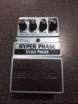 Phaser stereo Digitech