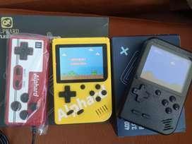 Mini consola videojuego