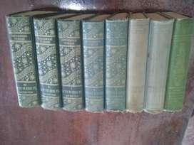 Vendo colección de libros de Will Durand 1956