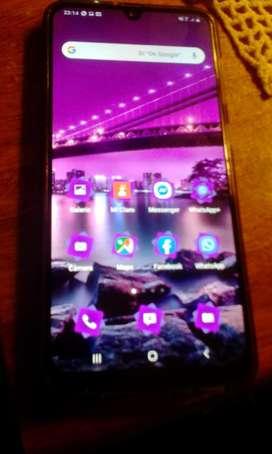 Samsung A30 Liberado en Caja Impecable