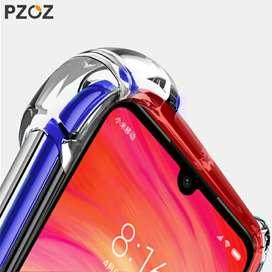 Case Transparente Xiaomi Redmi Note 7