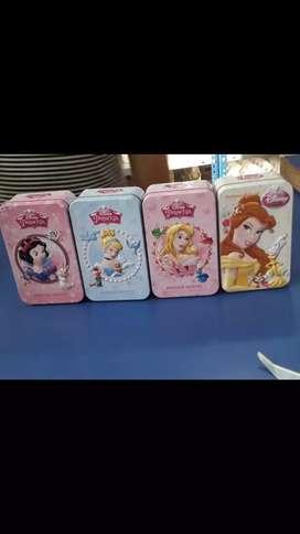 Perfumes de princesas 4 fragancias y modelos distintos