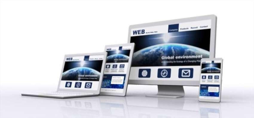 Diseño Paginas  Web Colombia