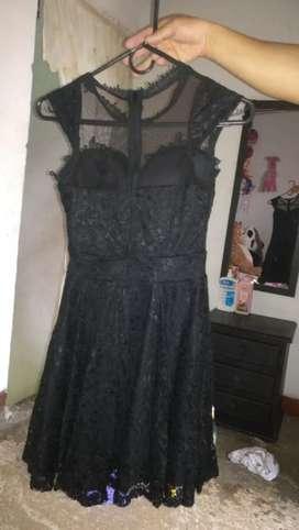 Vendo vestido de cotel