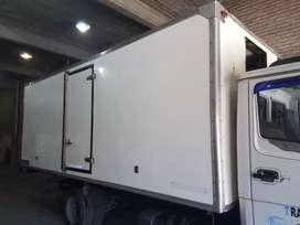 Caja camion