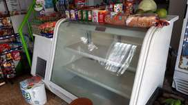 Vendo nevera espositora para carnicería o panadería