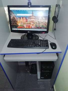 Pc-Smart Intel.  Configurados  estudiantes  o Hogar.