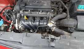 Hyundai Accent 2012 sport