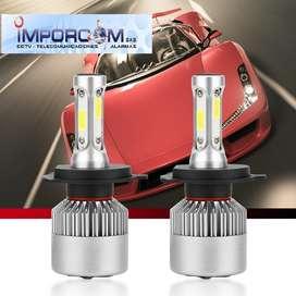 Kit De Conversión De Faros Led H4 luces carro