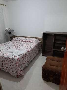 Alquiler apartamento amoblado por días en ibague