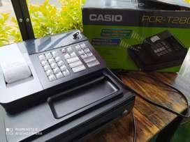 Registradora Casio t280