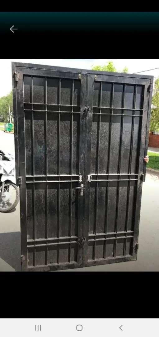 Puerta reforzada 0