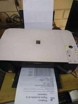 Vendo impresora, buenas condiciones