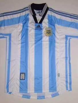 Camiseta de Argentina Original 98'