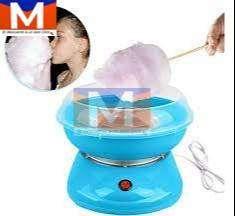 Maquina Para Algodón De Azúcar, Incluye Palillos Y Medidor